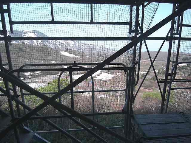 栗駒山荘ライブカメラ映像